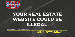 creating a legal real estate site