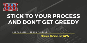 Jordan Fishfeld advice