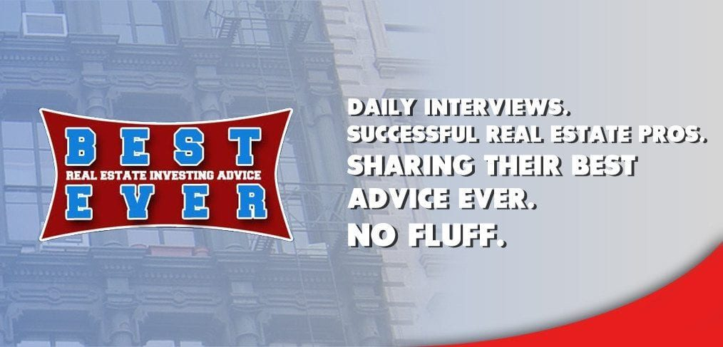Best ever Real Estate Advice Show Banner