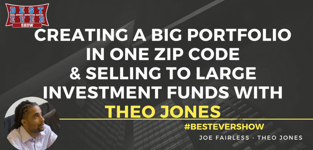 investment portfolio and sales advice from Theo Jones