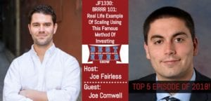 Guest Joe Cornwell on a Top 5 Episode of 2018! banner