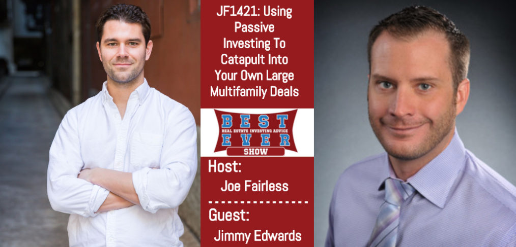 Joe Fairless episode 1421 Best Ever Show banner