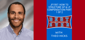 Best Ever Show episode 1597 flyer with Theo Hicks
