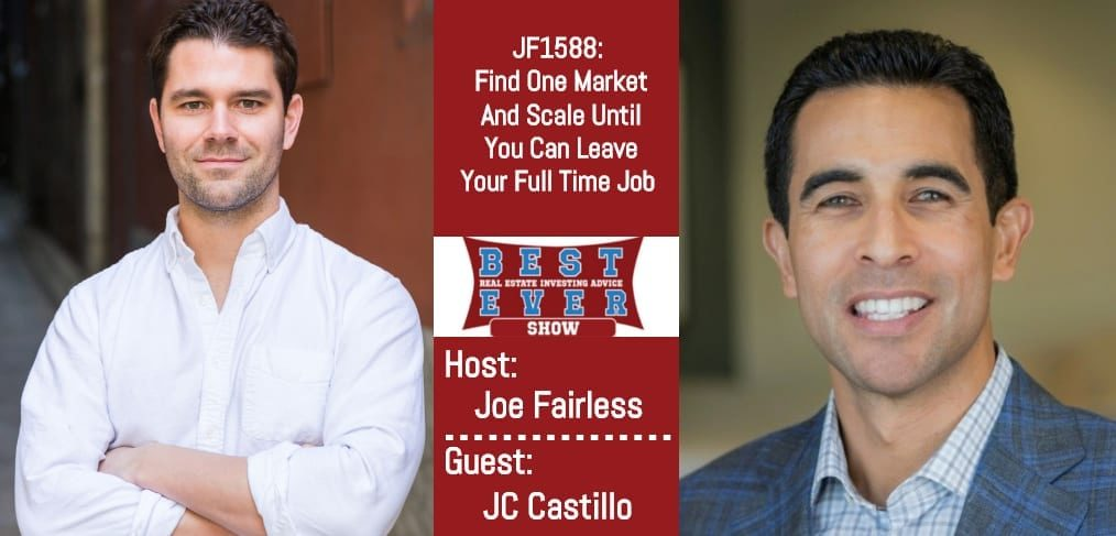 Guest JC Castillo on Best Ever Show banner