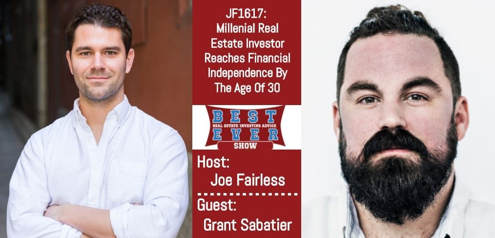 The Best Show Ever flyer with guest Grant Sabatier