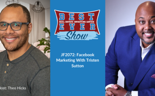 JF2072: Facebook Marketing During The Coronavirus With Tristen Sutton