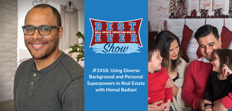 JF2418 - Using Diverse Background and Personal Superpowers