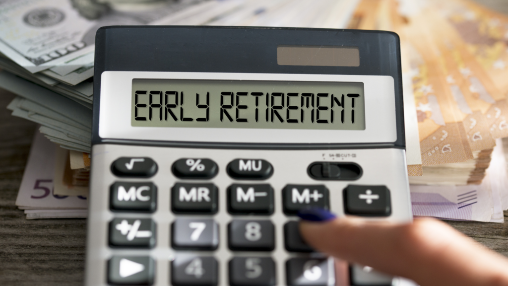 Tapping into your IRA to Retire Early